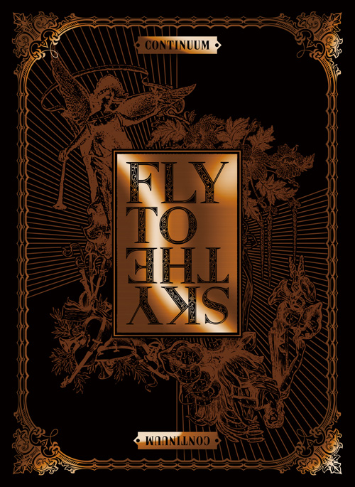[Pre] Fly To The Sky : 9th Album - Continuum
