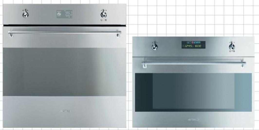 เตาอบไฟฟ้า SMEG รุ่น SF390X+S45MX2