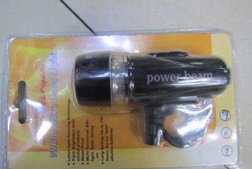 ไฟหน้าจักรยาน Power Beam