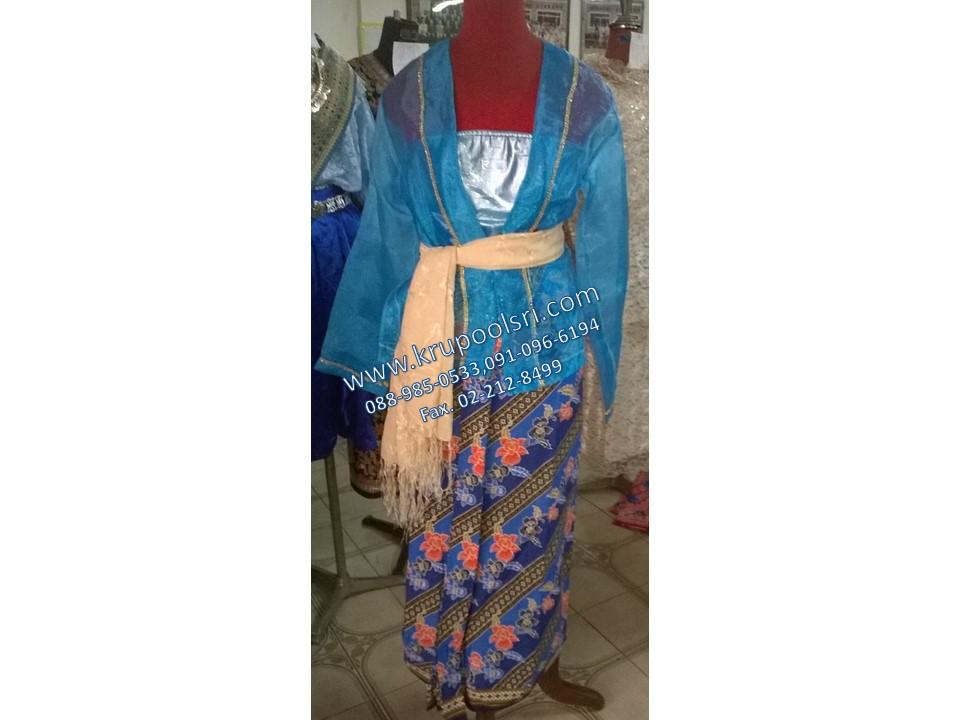 ชุดอินโดนีเซีย หญิง - 09