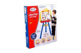 กระดานแม่เหล็ก First Classroom - Creative Art Easel – Yellow(1109A)