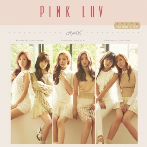 [Pre] Apink : 5th Mini Album - Pink LUV +Poster