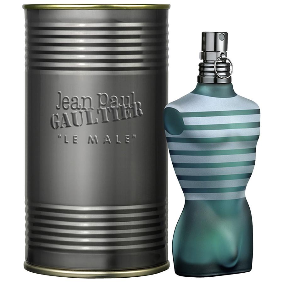 น้ำหอม Jean Paul Gaultier Le Male 125ml l Tester กล่องน้ำตาล