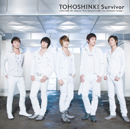 [Pre] TVXQ : Jap. 26th Single - Survivor (CD)