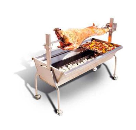 เตาบาร์บีคิว Viking Spit Roast