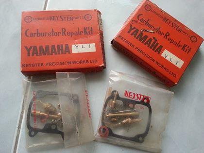 ชุดซ่อมคาร์บู Yamaha YL1 แมวป่า