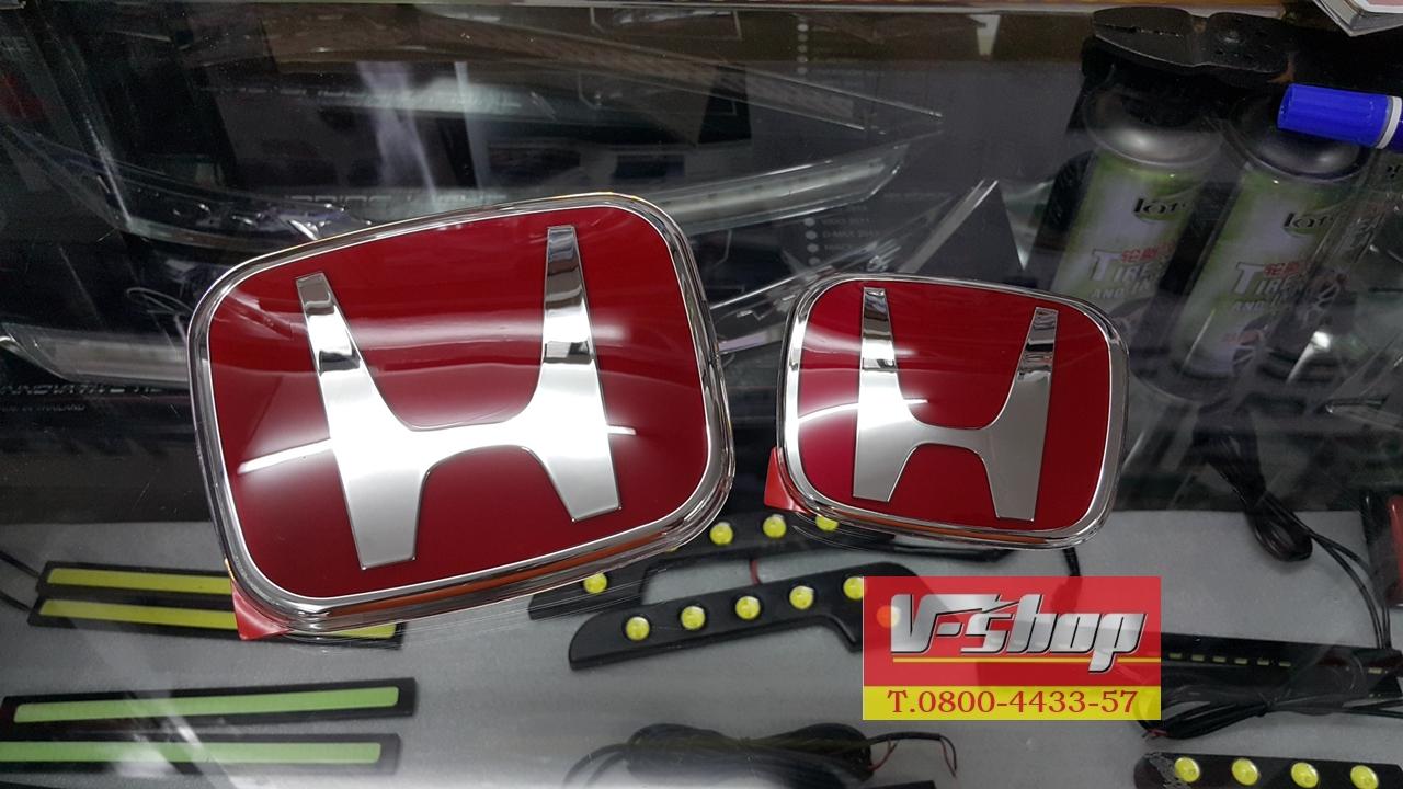 Logoแดง หน้า+หลัง MOBILIO