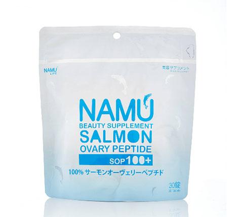Namusop นามุโซฟ รกปลาแซลมอน 1450 บาท