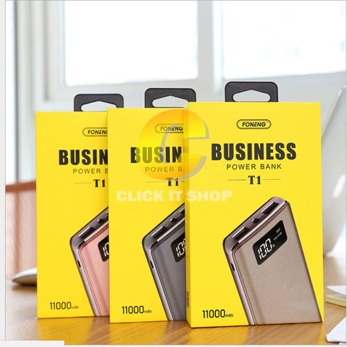 POWER BANK FONENG T1 11000mAH
