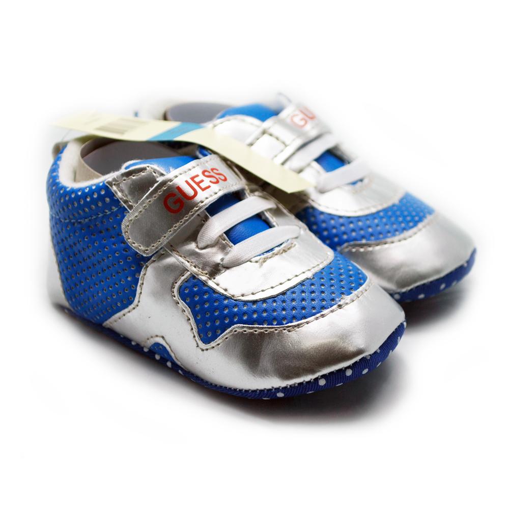 รองเท้าเด็กชายนำเข้า สีน้ำเงิน