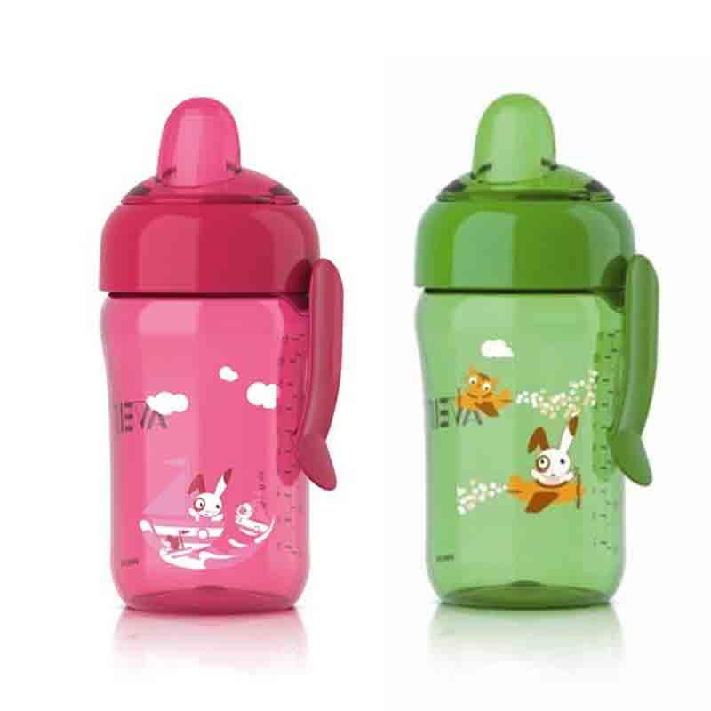 Avent ถ้วยหัดดื่มลายกระต่ายเอเวนท์ 12 ออนซ์ หรือ 340 มล. สำหรับเด็ก 18 เดือนขึ้นไป