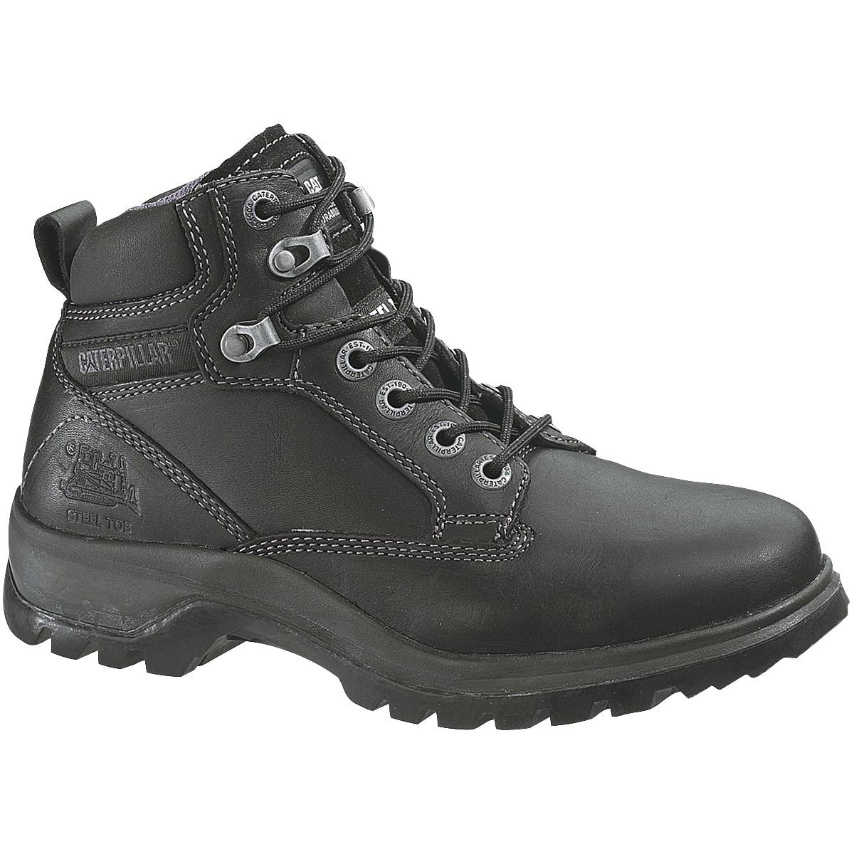 รองเท้า หัวเหล็ก Women Caterpillar Women's Kitson SRX S1 Boot (P304089) Size 36-41