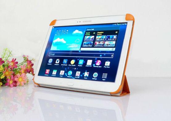 พร้อมส่ง * เคส Tab 3 10.1 สีส้ม งาน BELK (ส่งฟรี EMS)