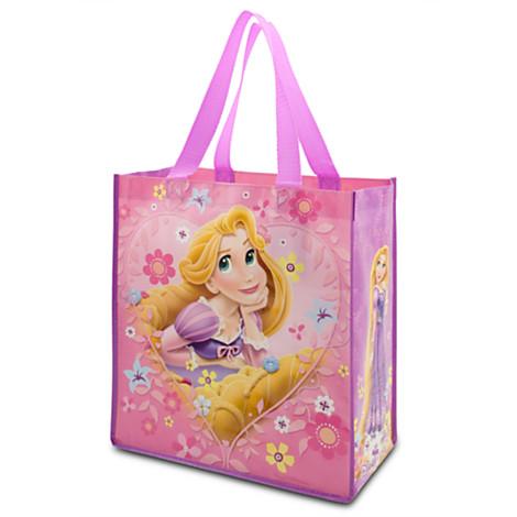 z Disney Rapunzel Reusable Tote - Frozen Disney USA แท้100% นำเข้าจากอเมริกา