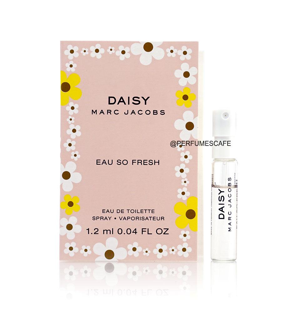 น้ำหอม Marc Jacobs Daisy Eau So Fresh ขนาดทดลอง 1.2ml