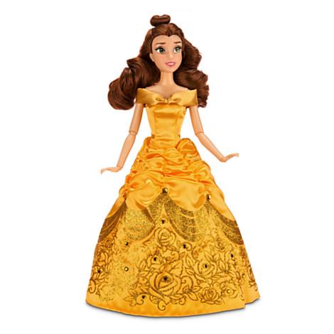 ฮ Classic Doll Belle - 12'' ตุ๊กตาเจ้าหญิงเบล คลาสสิก ขนาด12นิ้ว (พร้อมส่ง) ปี2015