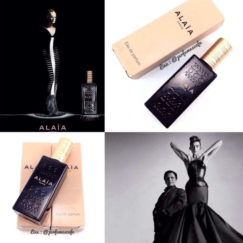 Alaïa Alaia Paris for women ขนาด 7.5 ml (แบบแต้ม)