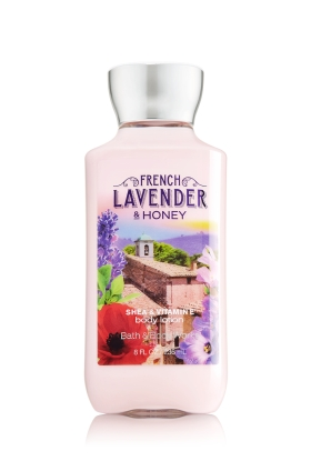 กลิ่น Frence Lavender Bath & Body Works Body Lotion 236 g
