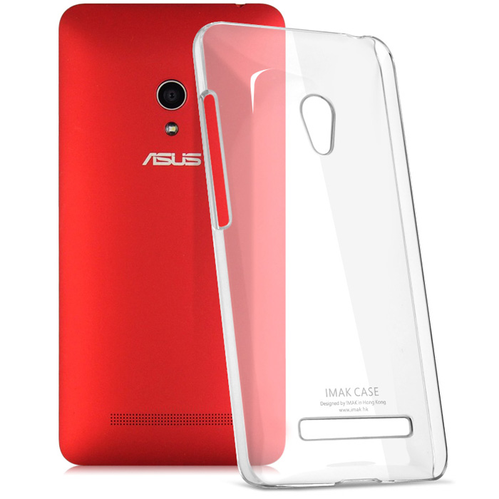 เคส ASUS Zenfone6 - เคสแข็งใส iMak {Pre-Order}