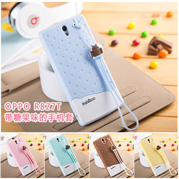 เคส OPPO Find 5 Mini - Fabitoo silicone Case [Pre-Order]