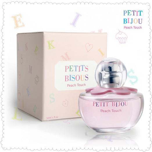 Etude House Petit bijou peach touch Eau De Toilette 30ml