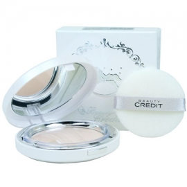 Beauty Credit Lovely Q10 Sun Pact SPF 50 PA++ no 21