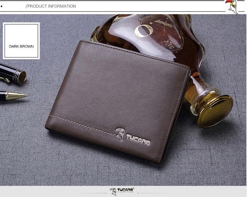 กระเป๋าสตางค์ผู้ชาย Tucano No.99