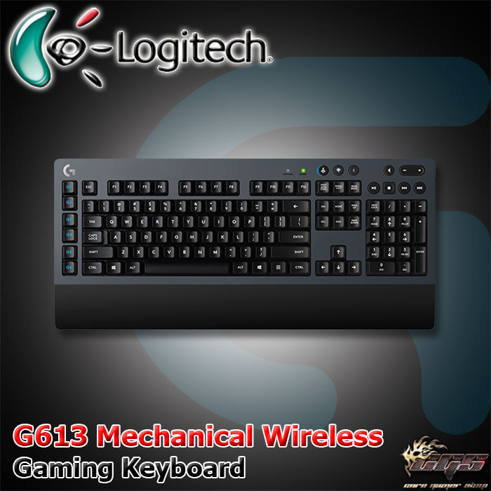 Logitech G613 Wireless Mechanical Gaming Keyboard - Romer-G