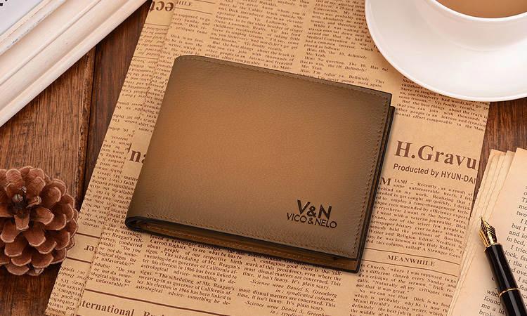 กระเป๋าสตางค์ผู้ชาย Vico&Nelo No.V015