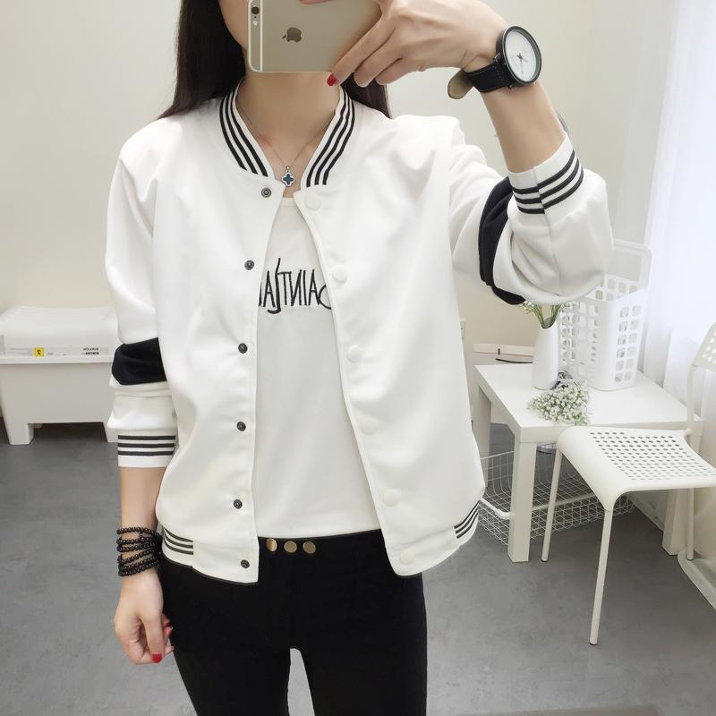 เสื้อคลุมแฟชั่น สีขาว ใส่่ได้ทุกฤดูสวยเท่ห์สไตล์เกาหลี
