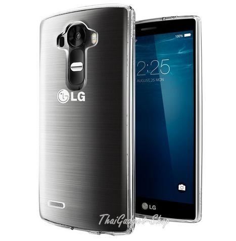 เคสใส LG G4 แบบ Ultra thin 0.3mm Crystal Clear soft TPU Cover Case