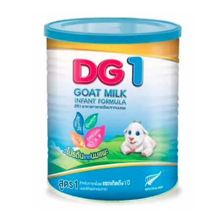 DG 1 Goat Milk นมแพะดีจี 1 800g.
