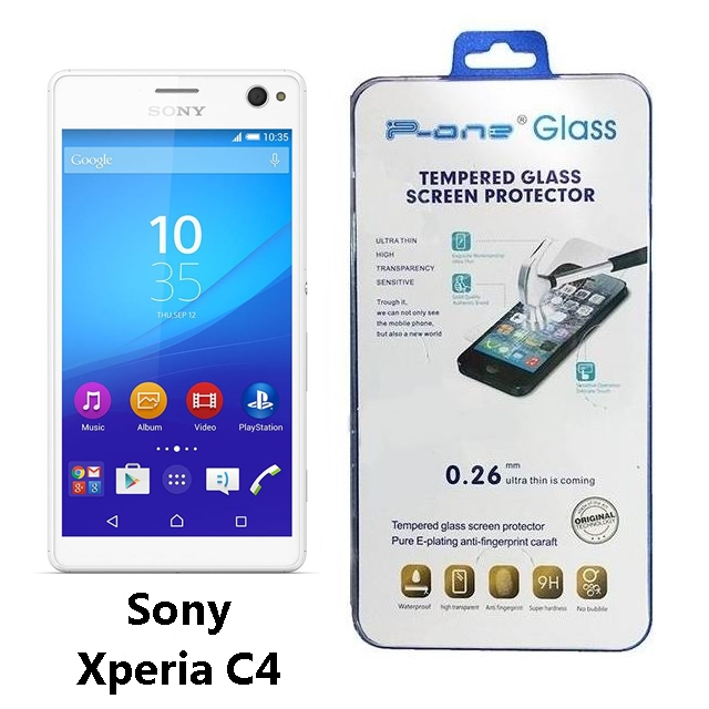 ฟิล์มกระจก Sony Xperia C4
