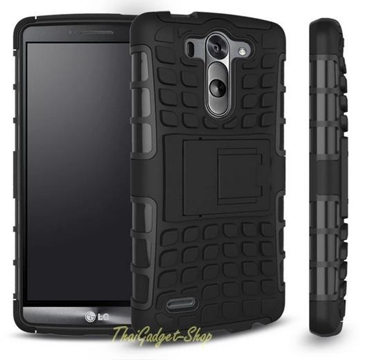 เคส LG G3 ตรงรุ่น Armor Heavy Duty Hard Cover Case