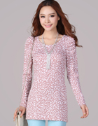 ++เสื้อผ้าไซส์ใหญ่++* Pre-Order* เสื้อผ้าแฟชั่นไซส์ใหญ่ตัวยาวแขนยาวคอกลมผ้ายืดหยุ่นดีสวยค่ะ