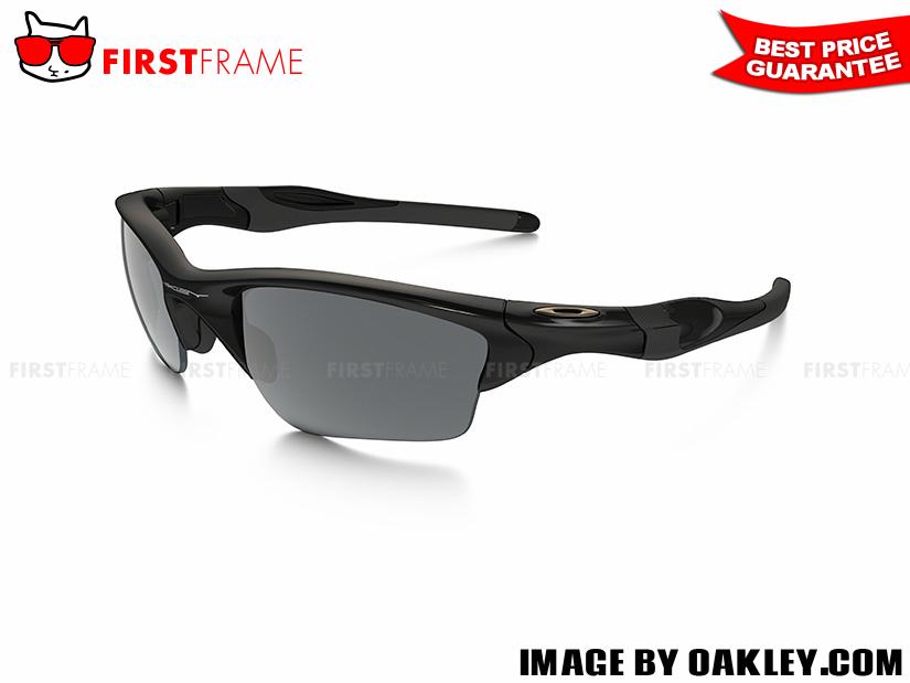 OAKLEY OO9155-01 HALF JACKET 2.0 XL (ASIAN FIT)
