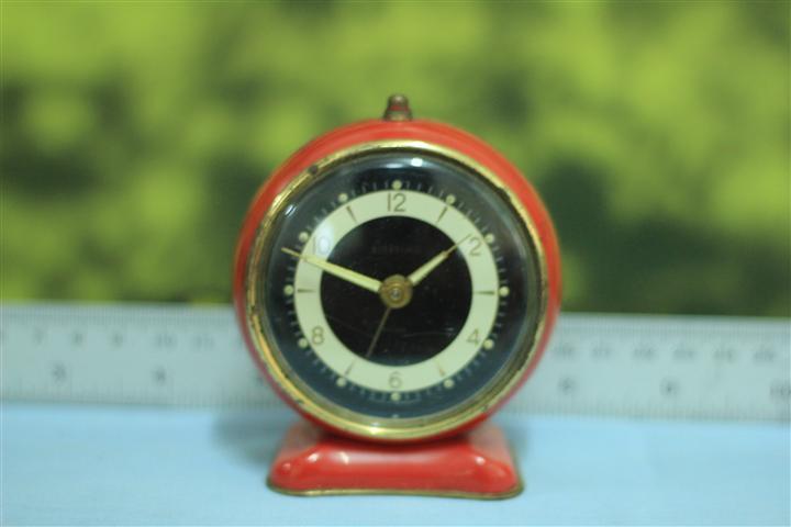 T0609 นาฬิกาปลุกเยอรมันโบราณ ส่ง EMS ฟรี