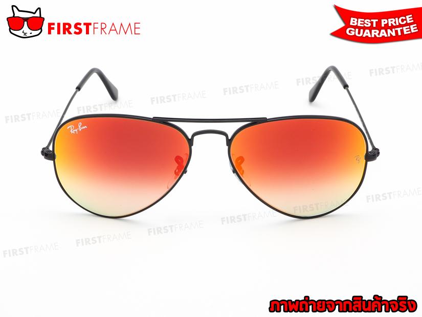 แว่นกันแดด RB3025 002/4W AVIATOR LARGE METAL4