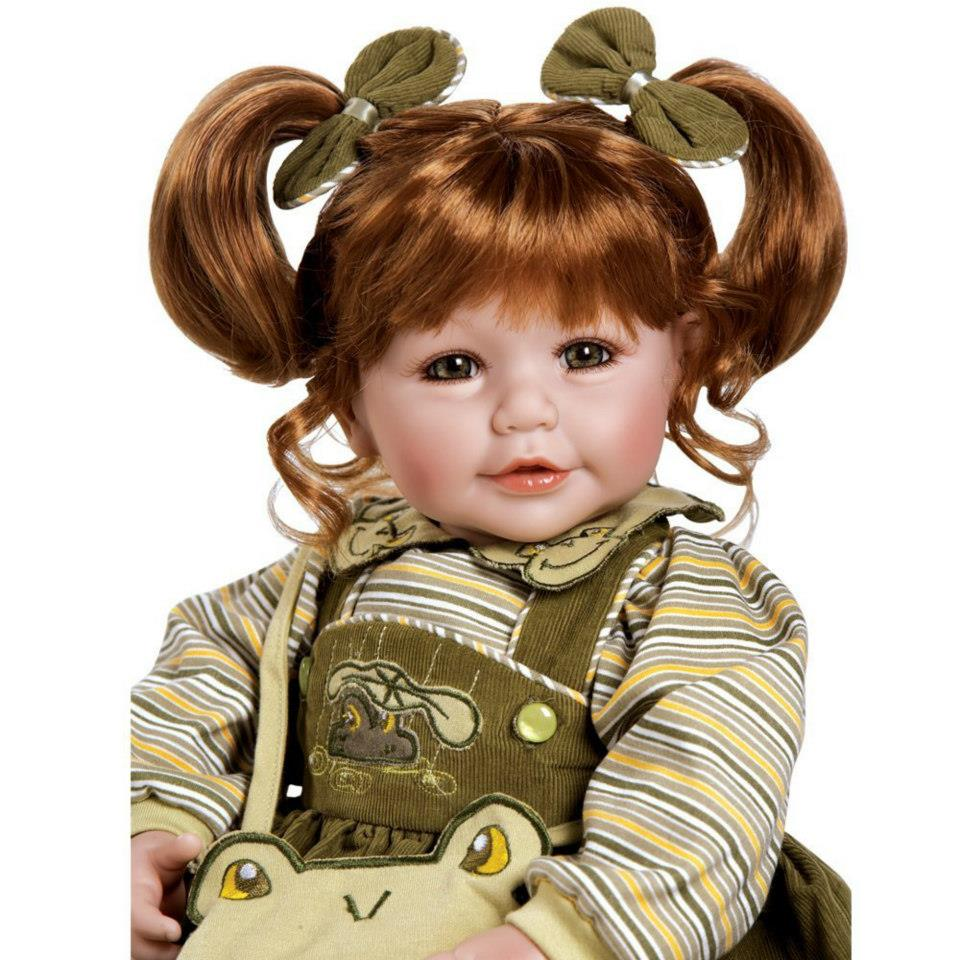 ตุ๊กตาอโดรา / Froggy Fun Girl
