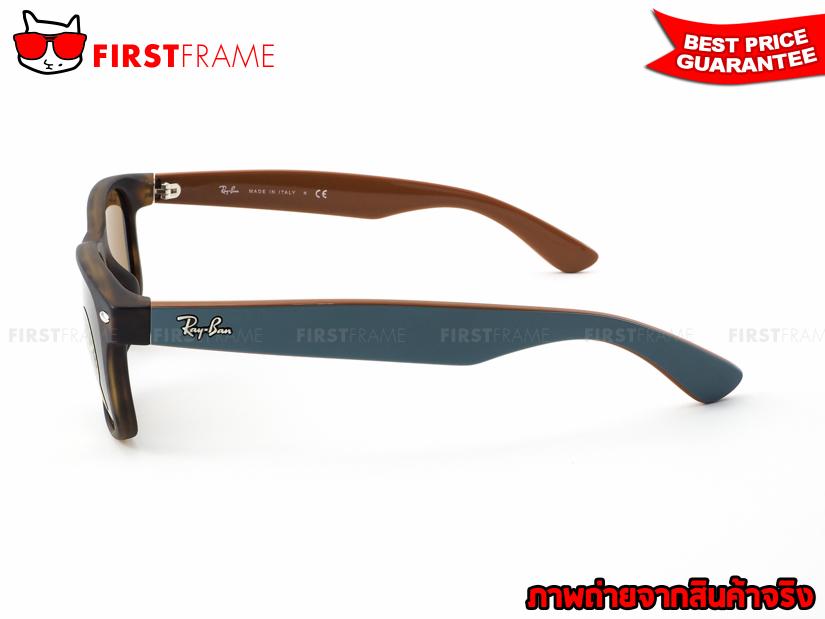 แว่นกันแดด RayBan RB2132F 6179 NEW WAYFARER 3