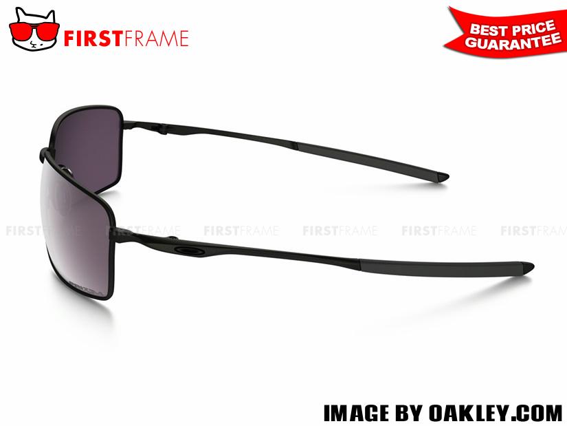 แว่นกันแดด OAKLEY OO4075-09 SQUARE WIRE 3