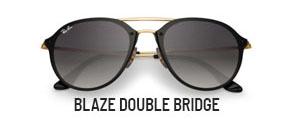 RayBan RB4292N BLAZE DOUBLEBRIDGE