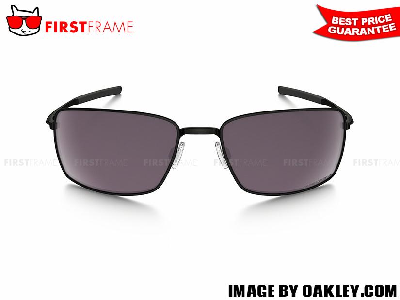 แว่นกันแดด OAKLEY OO4075-09 SQUARE WIRE 2