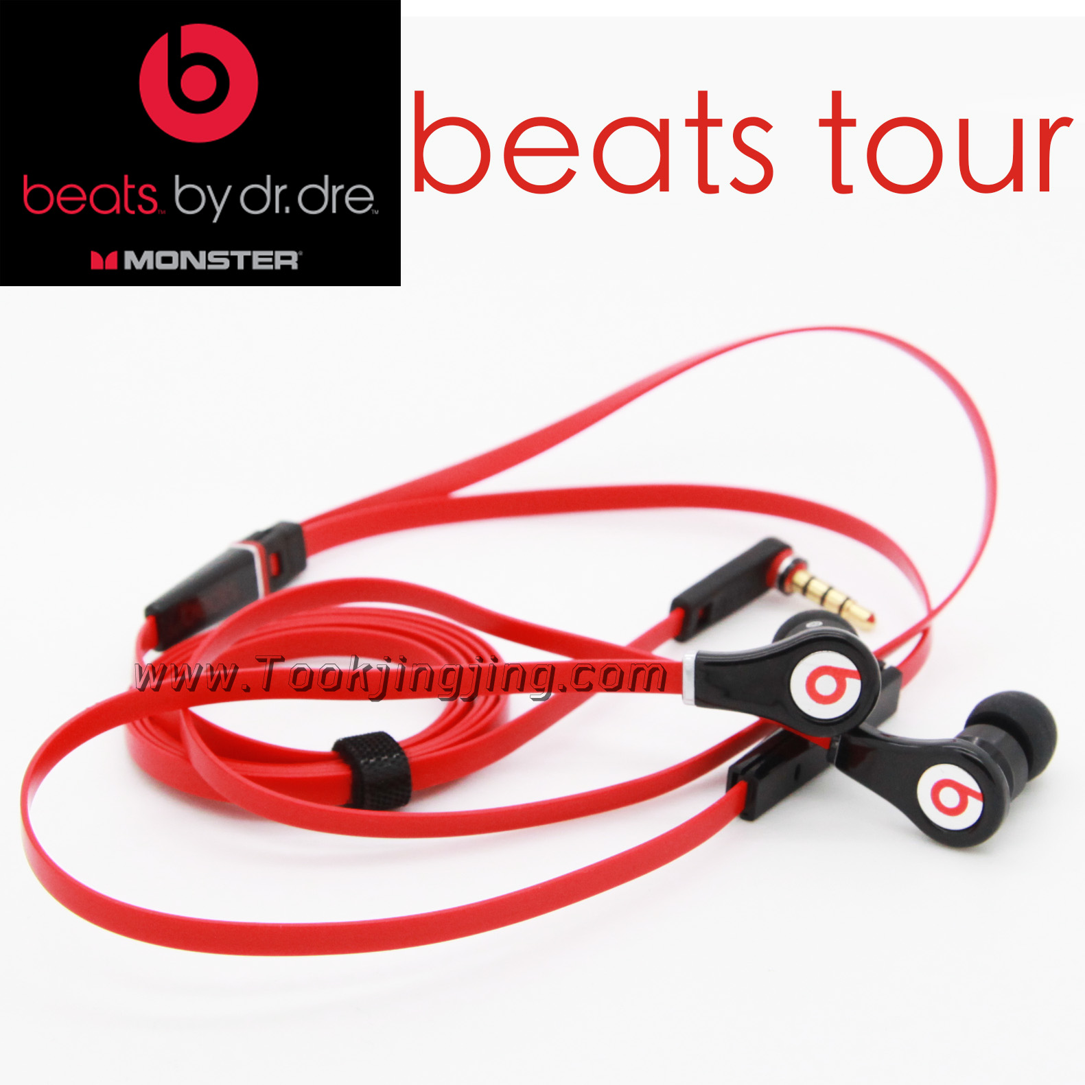 หูฟัง สมอลล์ทอล์ค Beats by dr.dre Tour ลดเหลือ 275 บาท ปกติ 700 บาท