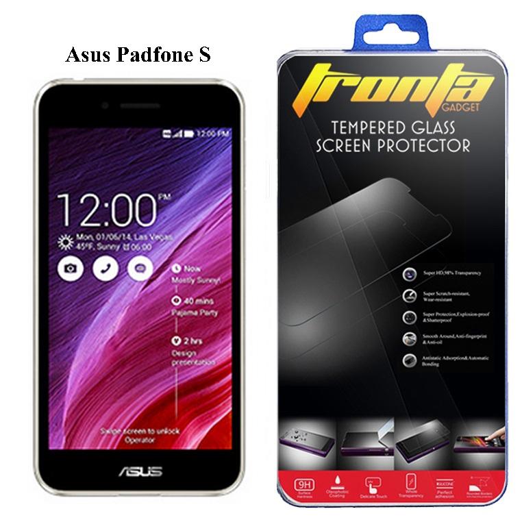 ฟิล์มกระจก Tronta ASUS PadFone S/X PF500KL