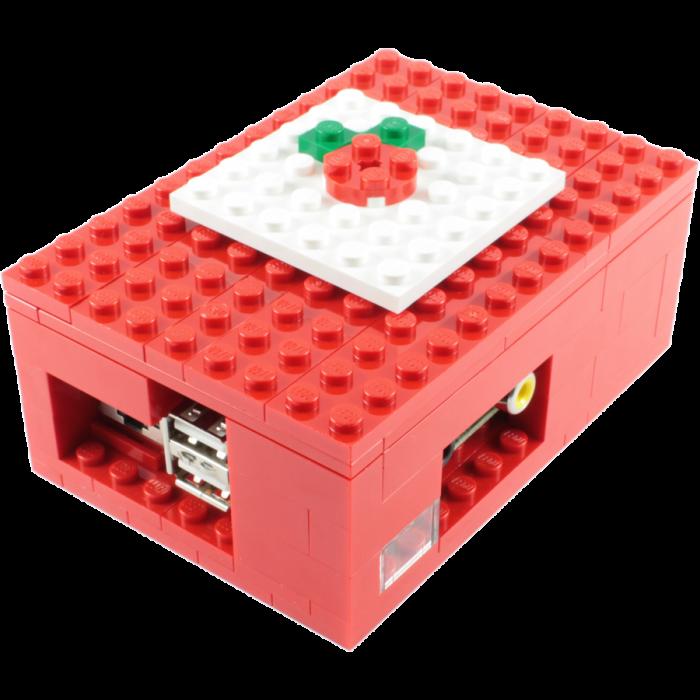 Lego Raspberry Pi B Case #2