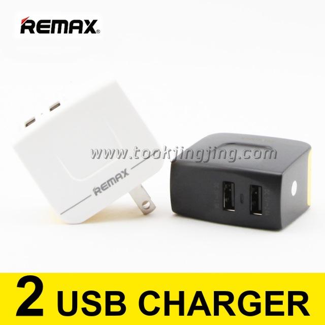 ที่ชาร์จ REMAX 2 USB CHARGER