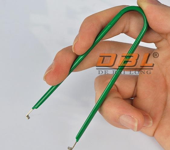 คีมหนีบ IC - Plastic protection Clip Pliers Circuit Board IC Chip Extractor Removal Tool