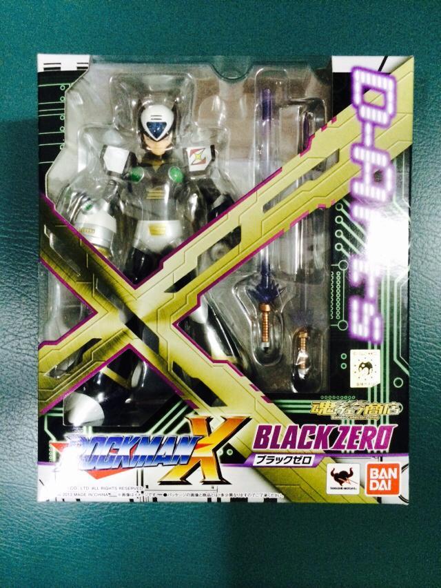 Tamashii Web Shops: D-Arts : Dark Zero