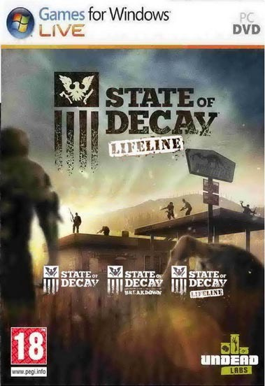 State of Decay Lifeline ( 1 DVD )